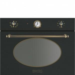 Forno da Incasso Microonde SMEG SF4800MAO