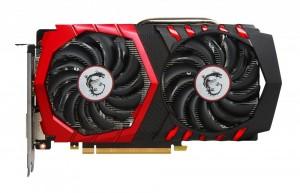 Scheda Video MSI GeForce GTX 1050 Ti 4GB Gaming X 4G