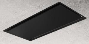 Cappa a Soffitto 100 cm Nero Elica HILIGHT-X H30 BL MAT/A/100 PRF0173445A