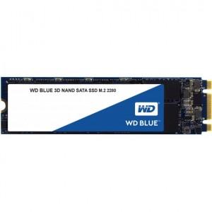 Hard Disk Interno Western Digital   WD Blue SSD 3D 250GB M.2 2280 WDS250G2B0B
