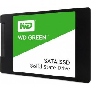 Hard Disk Interno Western Digital Green 3D SSD 120GB SATA III WDS120G2G0A