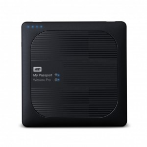 Hard Disk Esterno Western Digital  2 TB MyPassport WDBP2P0020BBK-EESN