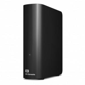 Hard Disk Esterno Western Digital Elements Desktop 4TB USB 3.0 WDBWLG0040HBK-EESN