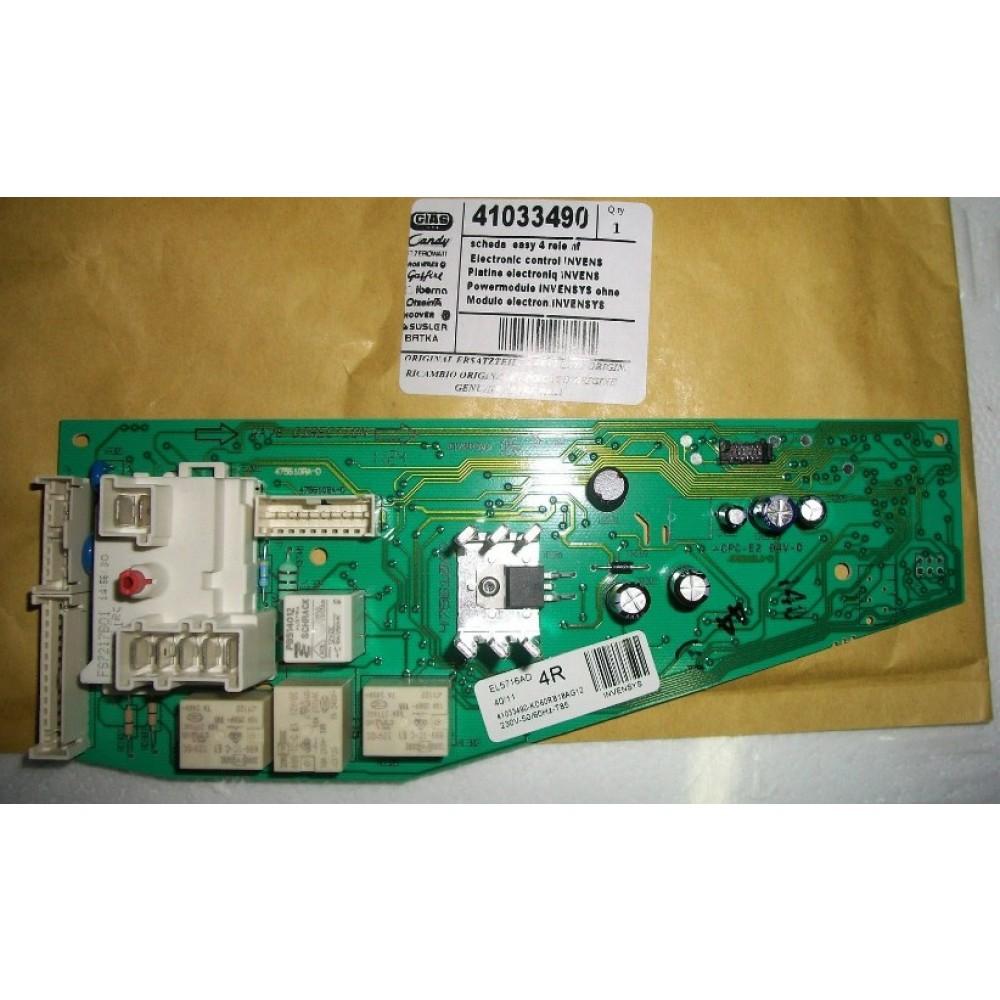 Schema Elettrico Lavatrice Candy : Scheda elettronica lavatrice candy zerowatt hoover orignale 41033490