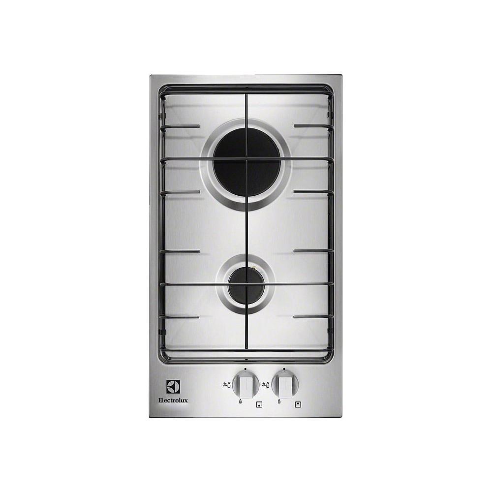 Piano Cottura 2 Fuochi a Gas da Incasso REX ELECTROLUX PQX320V