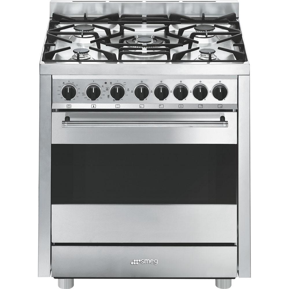 Cucina Libera Installazione SMEG B71GMXI9