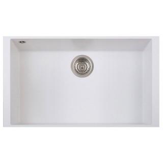 plados lavello 1 vasca  ON7610ST Lavello 1 vasca installazione sottotop Plados Serie One 76 ...