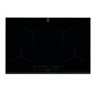 Piano Cottura da Incasso 4 Fuochi Induzione Nero Rex Electrolux LIT ...