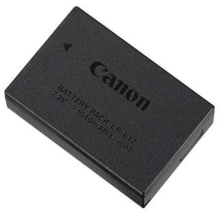 Canon Batteria Ricaricabile Lp-e17 9967B002