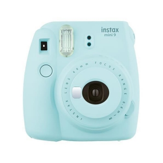 Fujifilm Instax Mini 9 Ice Blu Kit 10+bag 70100141222