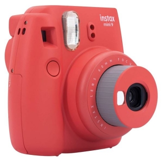 Fujifilm Instax Mini 9 Poppi Red 16607123