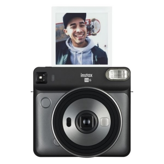 Fujifilm Instax Square Sq6 Graphite Gray 16581410