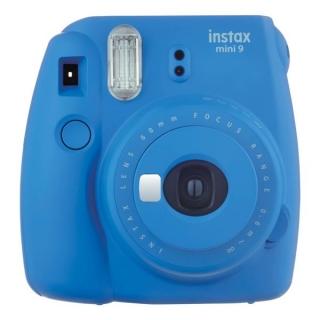 Fujifilm Instax Mini 9 Cobalt Blu Kit 10+bag 70100141221