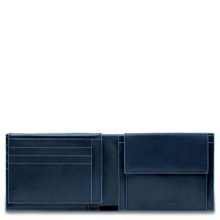 Piquadro Pu1392b2r/blu Portafoglio PU1392B2R/BLU