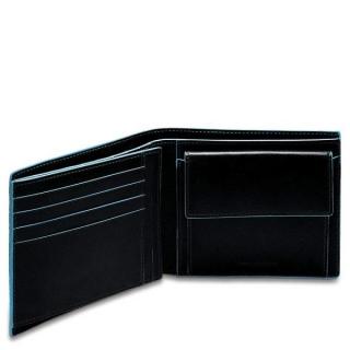 Piquadro Pu1240b2/blu2 Portafoglio PU1240B2/BLU2