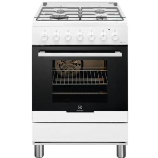 Electrolux RKK61380OW Cucina a libera installazione mista