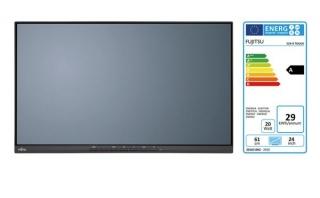 "Fujitsu E24-9 TOUCH 60,5 cm (23.8"") 1920 x 1080 Pixel Full HD LED Nero"