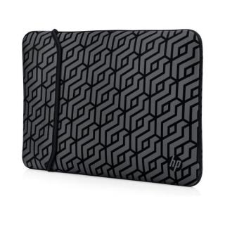 "HP Reversible Neoprene Sleeve borsa per notebook 35,6 cm (14"") Custodia a tasca Nero, Grigio"