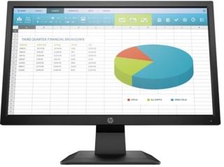 HP Inc Hp P204 19.5-inch Monitor 5RD65AT#ABB