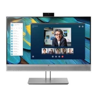 "HP EliteDisplay E243m 60,5 cm (23.8"") 1920 x 1080 Pixel Full HD LED Nero, Argento"