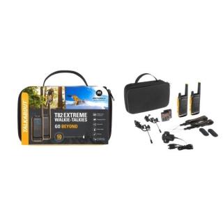 Motorola T82 Extreme Pack Walkie Talkie 59T82EXPACK