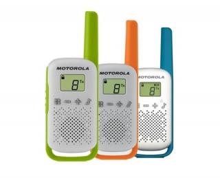 Motorola T42 Walkie Talkie (triple Pack) 59T42TRIPLEPACK