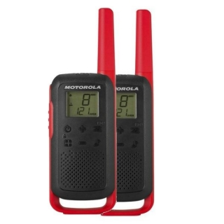 Motorola T62 Walkie Talkie Rosso 59T62REDPACK