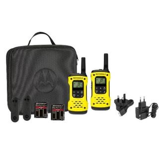 Motorola T92h2o Walkie Talkie 59T92H2O